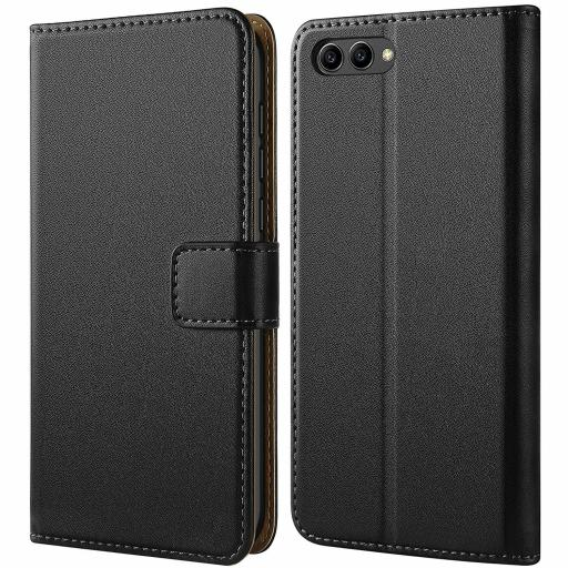 Huawei Honor 10 Genuine Leather Wallet