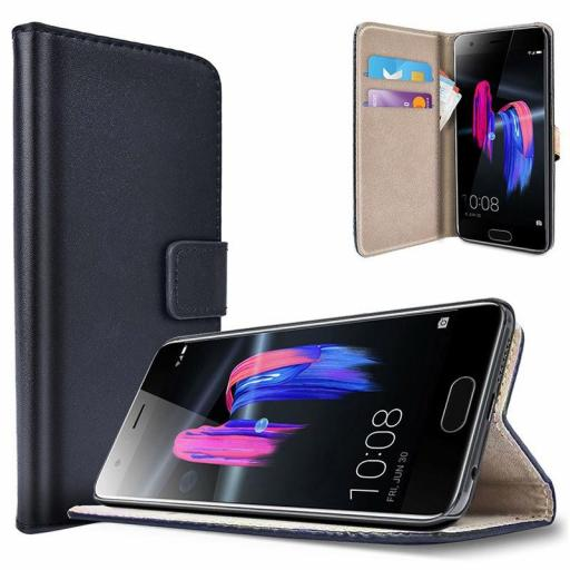 Huawei Honor 9 Genuine Leather Wallet