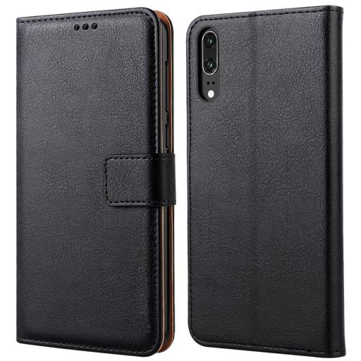 Huawei P20 Genuine Leather Wallet